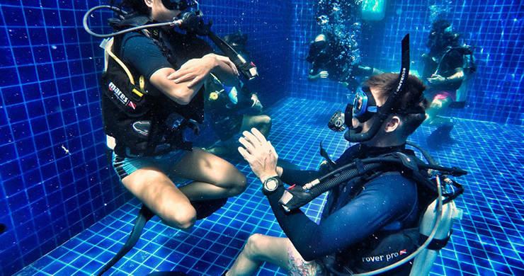 Dominio de la flotabilidad